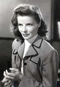 "Katherine Hepburn in ""Woman of the Year"" 1942"
