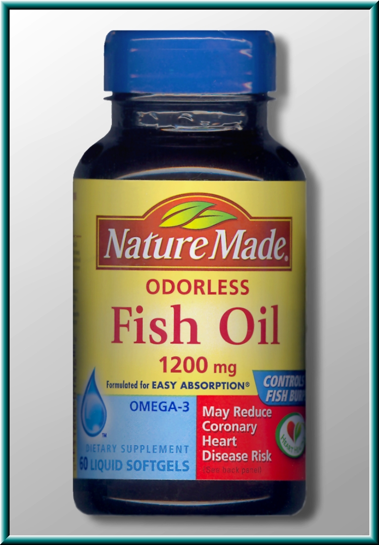 Dietary supplements the good the bad the ugly boston for Fish oil good or bad