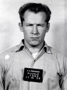 Whitey in Alcatraz